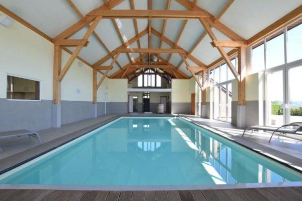 Les Bains - België - Ardennen - 33 personen binnenzwembad