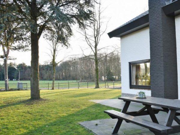 ecreatiepark De Boshoek - Nederland - Gelderland - 24 personen - tuin