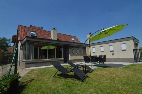 Het Bruegelhof - België - Limburg - 20 personen - tuin