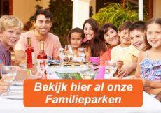 Familieparken accommodaties