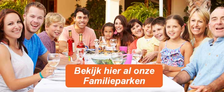 Familieparken accommodaties