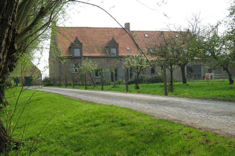 Boerderij Meeuwenoord - België - West-Vlaanderen - 16 personen - huis