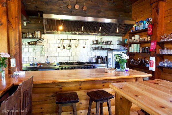 Groepsaccommodatie Klijndijk - Nederland - Drenthe - 38 personen - keuken