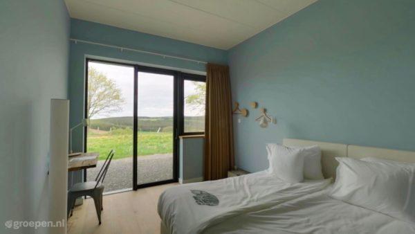 Vakantiehuis Hubermont - België - Luxemburg - 20 personen - slaapkamer