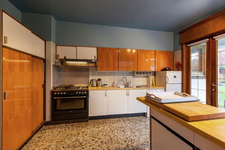 Vakantiehuis La Dolce Vita - Belgie - West-Vlaanderen - 14 personen - keuken