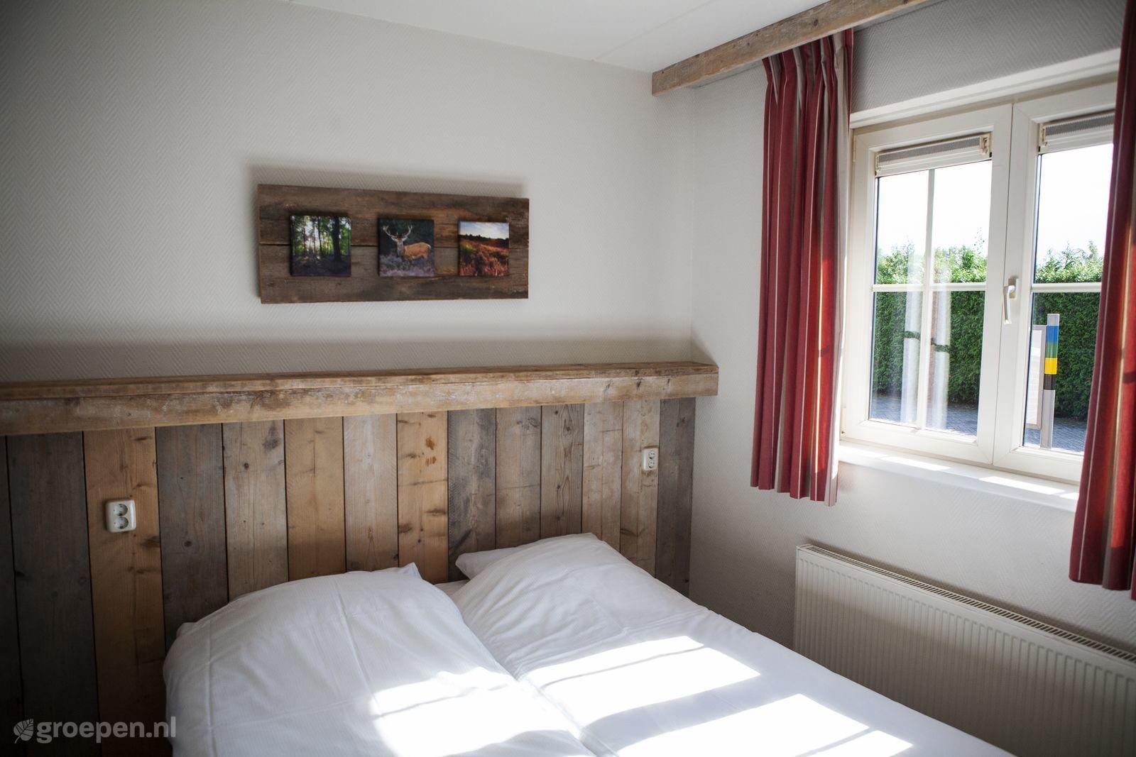 Vakantiehuis Voorthuizen - Nederland - Gelderland - 16 personen - slaapkamer