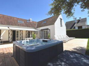 Villa Villa Petunias - België - West-Vlaanderen - 18 personen - huis