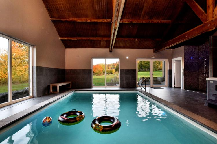 Villa Villa Royal Princess - België - Ardennen - 14 personen - zwembad
