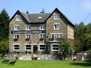 Landhuis BA010 - Belgie - Belgisch-Luxemburg - 60 personen afbeelding