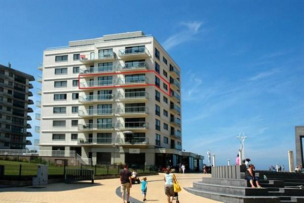 Appartement BK022 - Belgie - West-Vlaanderen - 8 personen afbeelding