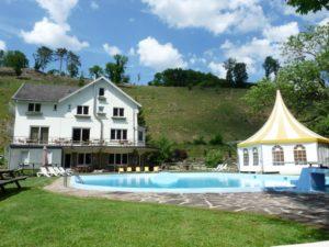 Natuurhuis 28318 - Belgie - Luik - 35 personen - prive zwembad