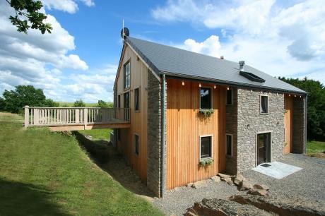 Le Lodge à 8 Brins - België - Ardennen