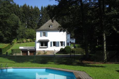 The Rainbow House - België - Ardennen