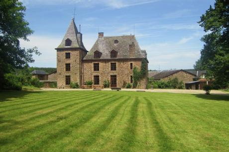 Castel Bodeux - België - Ardennen
