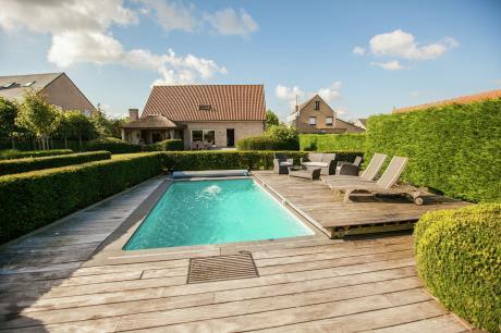 Villa de Luxe - België - West-Vlaanderen - 8 personen