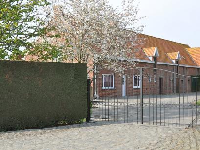 Hulstehof - België - West-Vlaanderen - 8 personen