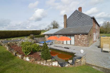 La Maison à la Piscine - België - Ardennen