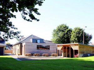 Landgoed Hoge Venen 30-pers - België - Ardennen