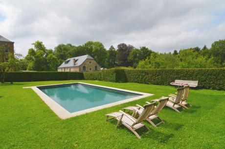 Le Vieux Tilleul du Château - België - Ardennen