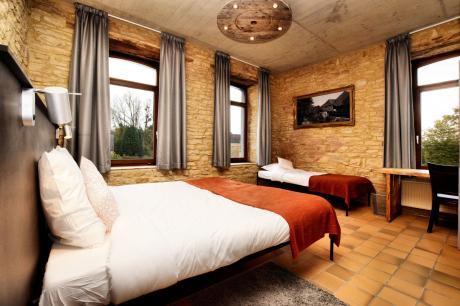 La grémille 29 personnes - België - Ardennen