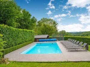 Gîte de 8 personnes avec piscine - België - Ardennen