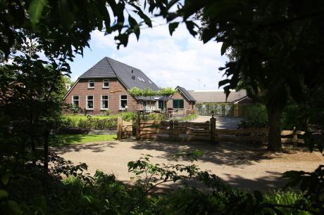 't Schoolbos - Nederland - Overijssel - 14 personen