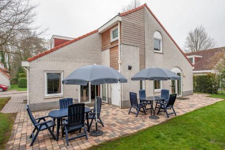 Resort Arcen 18 - Nederland - Limburg - 12 personen