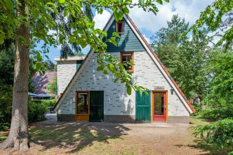 Vakantiepark de Katjeskelder 12 - Nederland - Noord-Brabant - 22 personen