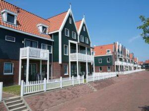 Marinapark Volendam 13 - Nederland - Noord-Holland - 11 personen