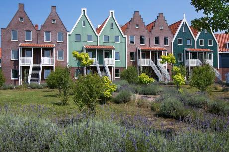 Marinapark Volendam 14 - Nederland - Noord-Holland - 12 personen