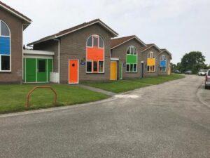 Recreatiepark Bloemketerp 4 - Nederland - Friesland - 8 personen