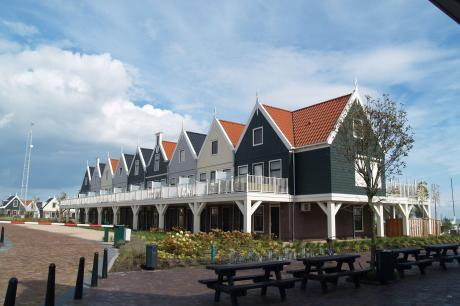 Resort Poort van Amsterdam 15 - Nederland - Noord-Holland - 12 personen