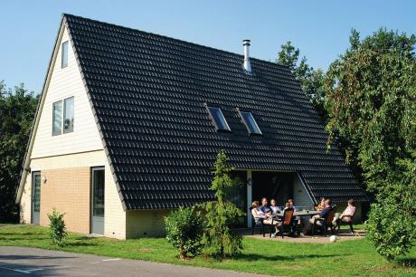 Vakantiepark de Katjeskelder 3 - Nederland - Noord-Brabant - 12 personen