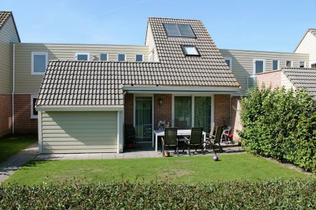 Villapark De Paardekreek 7 - Nederland - Zeeland - 8 personen