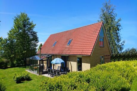 Villavakantiepark IJsselhof 8 - Nederland - Noord-Holland - 12 personen