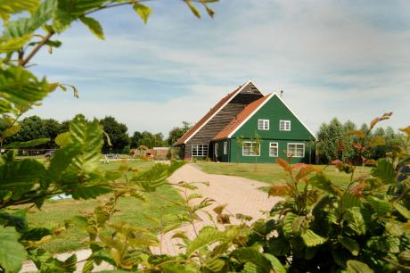 Villavakantiepark IJsselhof 10 - Nederland - Noord-Holland - 15 personen