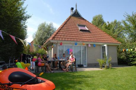 Buitenplaats It Wiid 4 - Nederland - Friesland - 8 personen