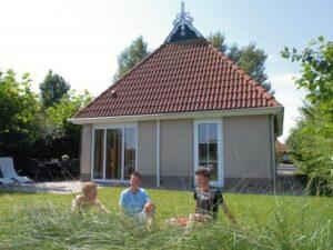 Buitenplaats It Wiid 5 - Nederland - Friesland - 8 personen