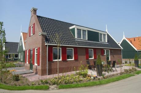 Resort de Rijp 12 - Nederland - Noord-Holland - 8 personen