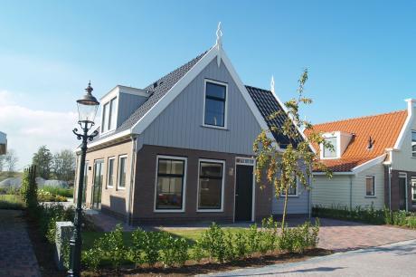 Resort Poort van Amsterdam 16 - Nederland - Noord-Holland - 8 personen