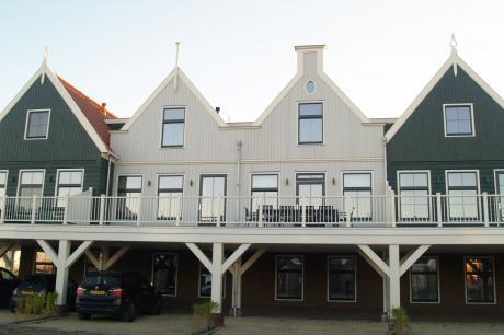 Resort Poort van Amsterdam 4 - Nederland - Noord-Holland - 10 personen