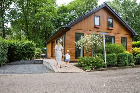 Bospark Ede 5 - Nederland - Gelderland - 8 personen